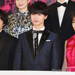 染谷将太、玉森裕太、吉岡里帆(C)モデルプレス