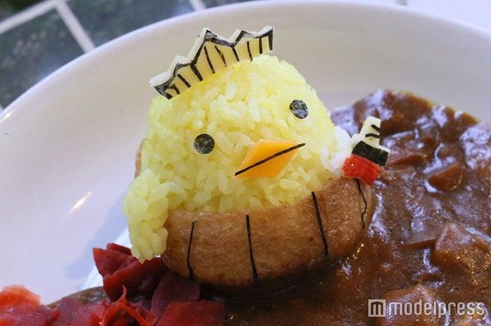 「バリィさんカレー」1000円/画像提供:ことりカフェ【モデルプレス】