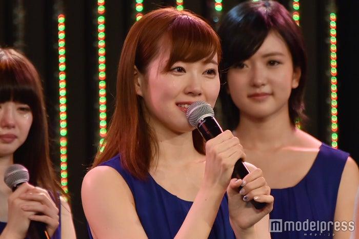 4月13日のNMB48公演で卒業を発表した渡辺美優紀(C)モデルプレス