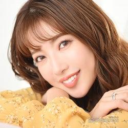 結婚発表の舟山久美子(くみっきー)、夫との出会い・交際&結婚に至るまで…すべてを赤裸々告白<モデルプレスインタビュー>
