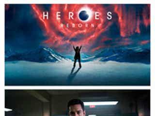 『ヒーローズ・リボーン』シーズン2は作られないことが決定