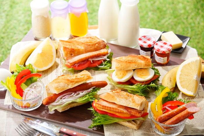朝食/画像提供:常磐興産
