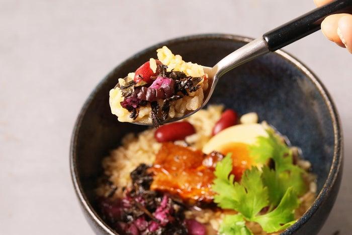 十六穀米を使用/画像提供:ポトマック