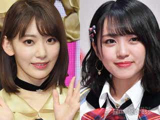 IZ*ONE宮脇咲良ピンチヒッターにAKB48向井地美音 ファン感動のメッセージ韓国でも話題に