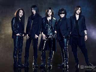 X JAPAN、17年ぶりテレビ出演が緊急決定 YOSHIKIコメント到着