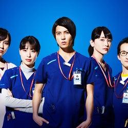 劇場版「コード・ブルー」詳細明らかに 山下智久・新垣結衣ら、シリーズ史上最悪の現場に立ち向かう