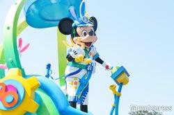 新パレード「うさたま大脱走!」(C)モデルプレス