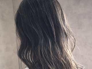 グレージュにグラデーションカラーを取り入れて魅力的な髪型へ♪