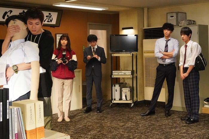 「ハコヅメ~たたかう!交番女子~」第3話より(C)日本テレビ
