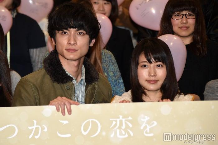 「いつかこの恋を思い出してきっと泣いてしまう」で主演を務める高良健吾、有村架純(C)モデルプレス