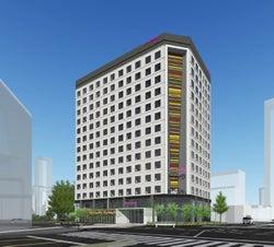 ヨーロッパ発ホテル「モクシー大阪新梅田」2020年秋に開業へ
