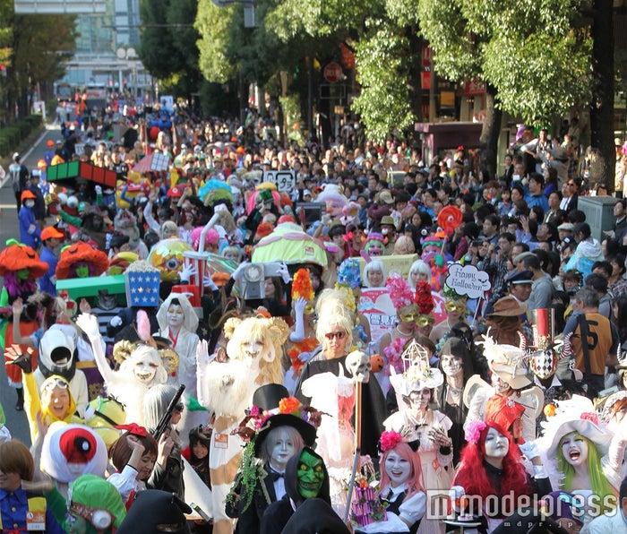 ハロウィン・パレード/画像提供:カワサキ ハロウィン プロジェクト