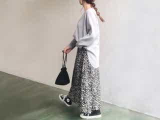 【しまむら】アニマル柄が今っぽい「最旬スカート」特集