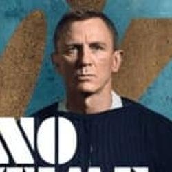 映画『007/ノー・タイム・トゥ・ダイ』サントラ4月発売決定