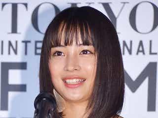 広瀬すず、栄えある受賞に喜び「少し気恥ずかしい」<第28回東京国際映画祭>