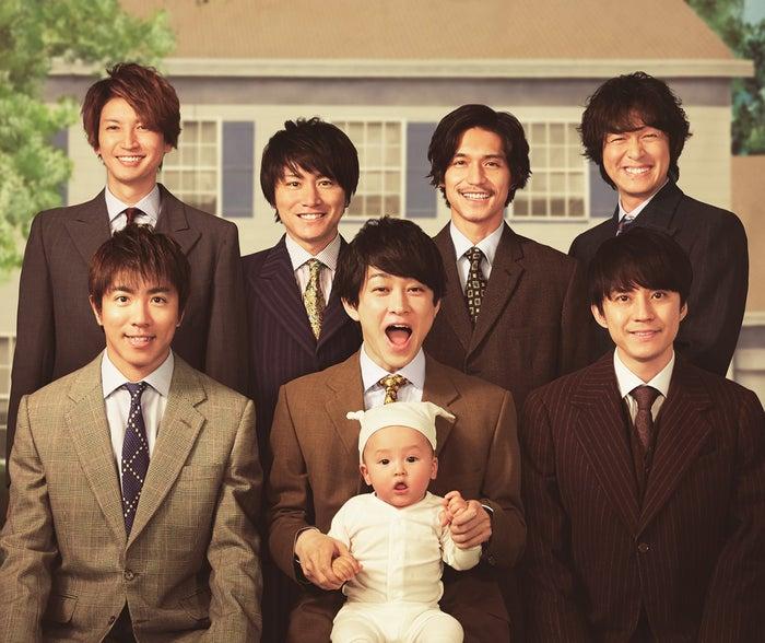 関ジャニ∞(写真提供:テレビ東京)