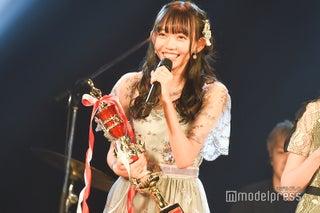 <AKB48グループ歌唱力No.1決定戦>SKE48野島樺乃が優勝 予選から逆転