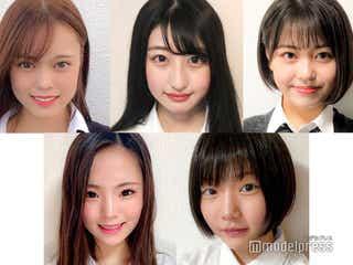 【中間速報】「女子高生ミスコン2020」関西エリア、暫定上位5人を発表<日本一かわいい女子高生>