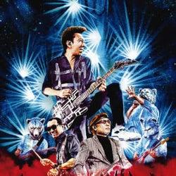 布袋寅泰、映像作品『GUITARHYTHM Ⅵ TOUR』のアートワークは松井常松、高橋まこと、MWAMをフィーチャー