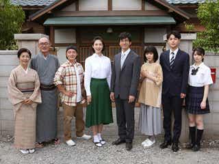 「サザエさん」実写化、幻のキャラ・ヒトデ役は桜田ひより 家族写真公開