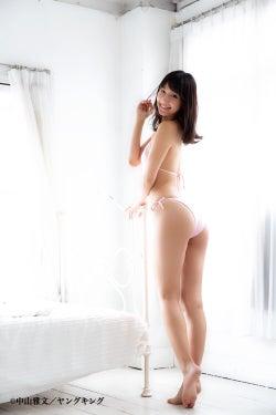 川崎あや/「ヤングキング」より(C)中山雅文