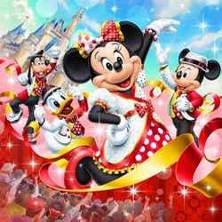 東京ディズニーランド「ベリー・ベリー・ミニー!」(C)Disney