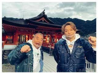 """香取慎吾、""""大好きだった""""ロケバラエティ出演は「楽しくて、嬉しくて、泣けてくる」"""