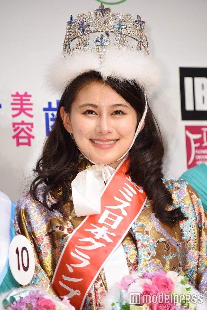「2016ミス日本」松野未佳さんがグランプリ(C)モデルプレス