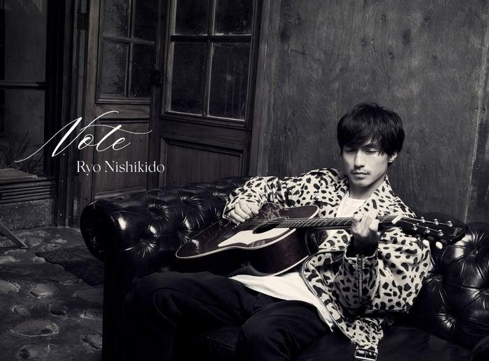 錦戸亮2ndアルバム『Note』(2021年1月27日発売)WIZY限定盤(提供写真)