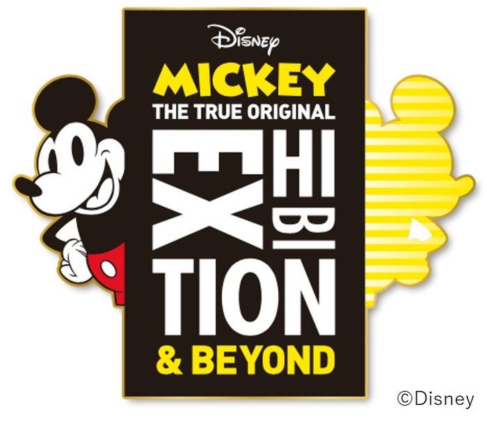 ミッキーマウス展キービジュアル(C)Disney