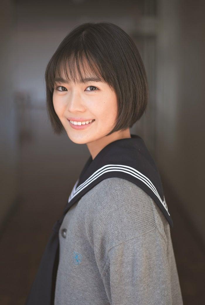 乃木坂46・清宮レイ(画像提供:東京ニュース通信社)