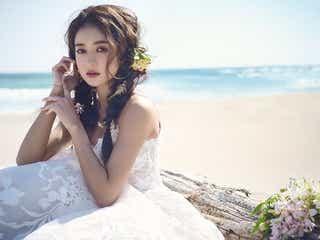 みちょぱ、華麗な花嫁姿で「ゼクシィ海外ウエディング」表紙に登場!恋愛観や理想のプロポーズ・挙式を語る