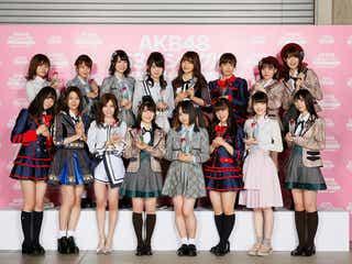<速報>第10回AKB48世界選抜総選挙49位~64位「フューチャーガールズ」