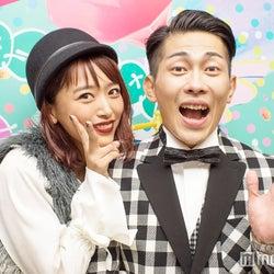 近藤千尋&ジャンポケ太田夫妻、喧嘩はする?お互い直してほしいところをツッコミ合う<モデルプレスインタビュー>