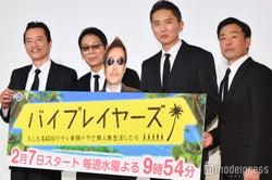大杉漣さん、死去前日も「バイプレイヤーズ」撮影 共演者が最期見守る