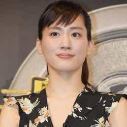 映画「本能寺ホテル」の公開直前イベントに出席した綾瀬はるか (C)モデルプレス