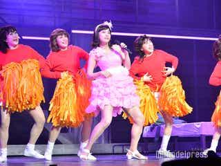成海璃子、ミニスカ衣装でおニャン子風80年代アイドルに?初歌唱シーンは「とにかく緊張」<マニアック>