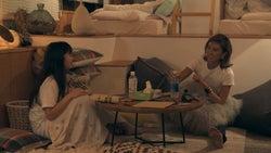 綾、優衣「TERRACE HOUSE OPENING NEW DOORS」36th WEEK(C)フジテレビ/イースト・エンタテインメント