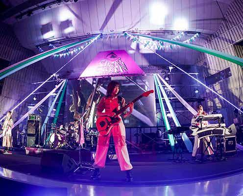 SILENT SIREN、日比谷野外大音楽堂にて結成10周年記念ライブを開催