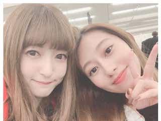 神田沙也加&桜井玲香、仲良し2ショットに「美人すぎ」「眼福」の声