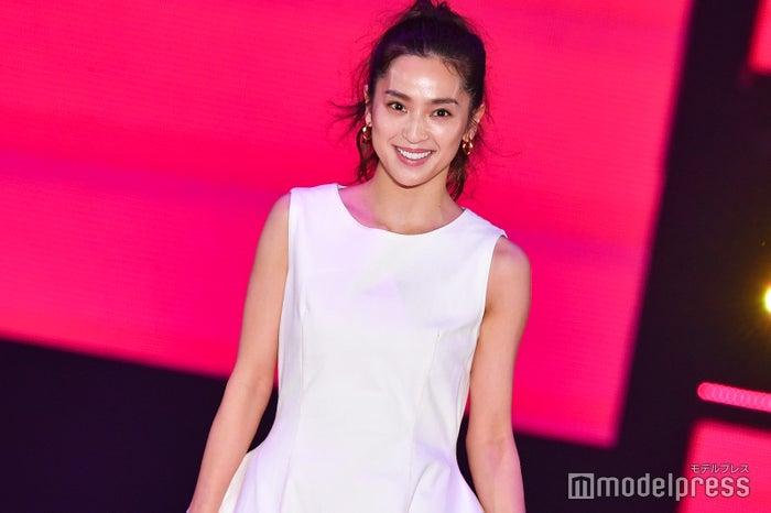 「Rakuten GirlsAward 2019 SPRING/SUMMER」に登場した中村アン (C)モデルプレス