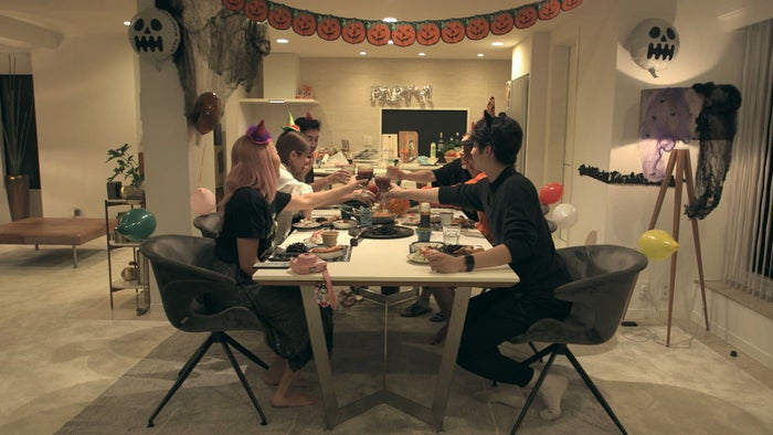 「TERRACE HOUSE TOKYO 2019-2020」26th WEEK(C)フジテレビ/イースト・エンタテインメント
