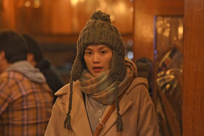 臼田あさ美/映画「美人が婚活してみたら」より(提供写真)