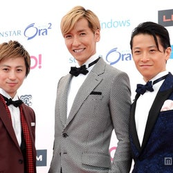 w-inds.(C)モデルプレス