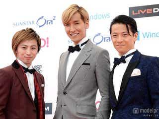 w-inds.緒方龍一脱退 今後は千葉涼平&橘慶太で活動「いつの日かまた3人でステージに立てることを願い」
