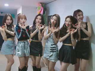 元AKB48高橋朱里「Rocket Punch」として韓国デビュー ショーケースで心境明かす