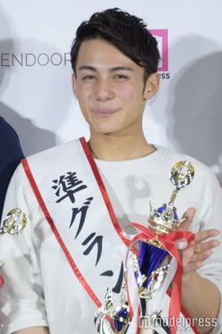 準グランプリ ・北中健一さん(C)モデルプレス