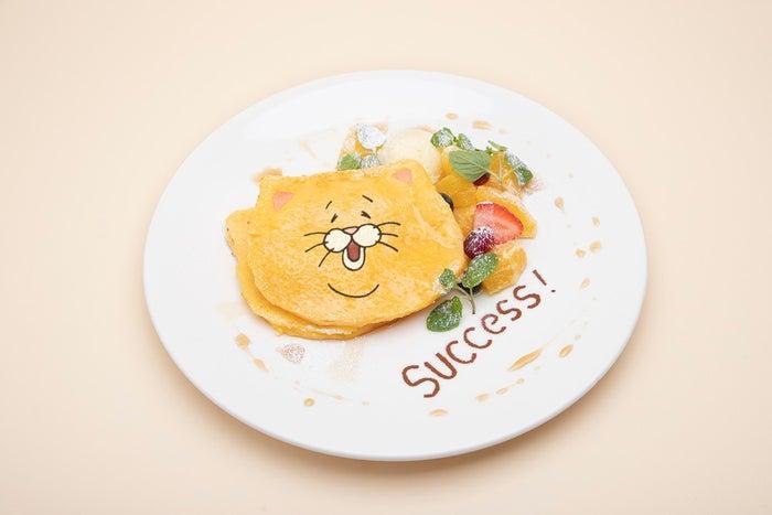 ネコノヒーのsuccessフレンチトースト1,290円(C)キューライス