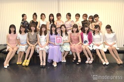 「Miss of Miss CAMPUS QUEEN CONTEST 2018」ファイナリスト