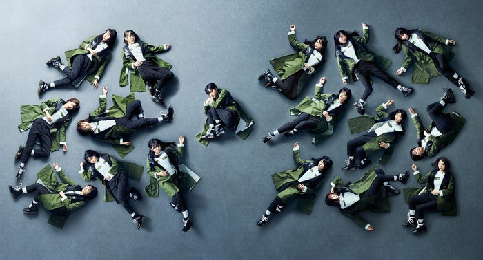欅坂46(提供画像)